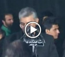 Video- Mourning( Marsiyah) for Karbala 1