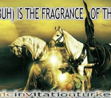 "NEW VIDEO CLIP!: ""HUSSEIN(PBUH) IS THE FRAGRANCE OF THE HEAVENS"""