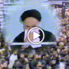 Video- The Late Imam Rohollah Mosavi Khomeini Mourns Ashura