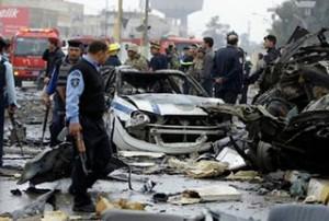 Baghdad-blasts