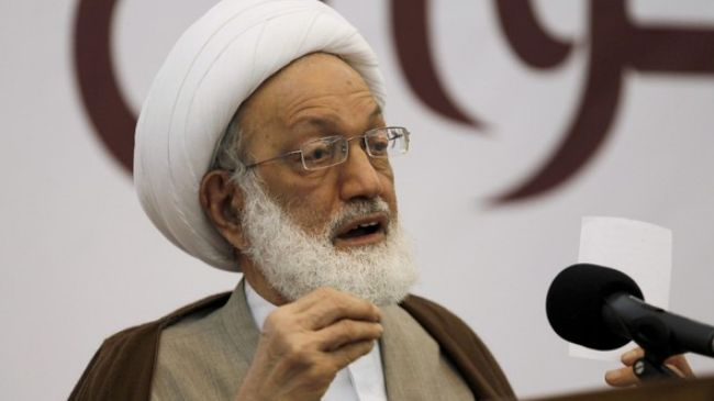 Bahraini cleric slams US for preaching democracy, AL for ...