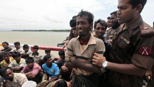 Isis likely to recruit Rohingya Muslims fleeing Myanmar