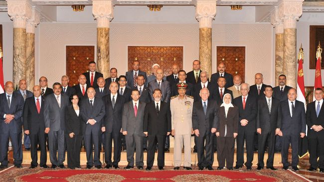 Egypt's president swears in new cabinet | Islamic Invitation Turkey