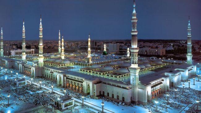 Al Saud plans to destroy remaining Islamic monuments in ...
