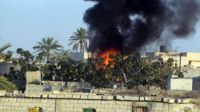Egypt condemns Misrata church blast