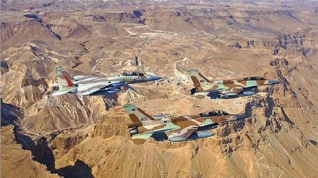 """Izrael posílá do Saúdské Arábie 18 tryskových bitevníků, aby """"zabránil puči"""""""