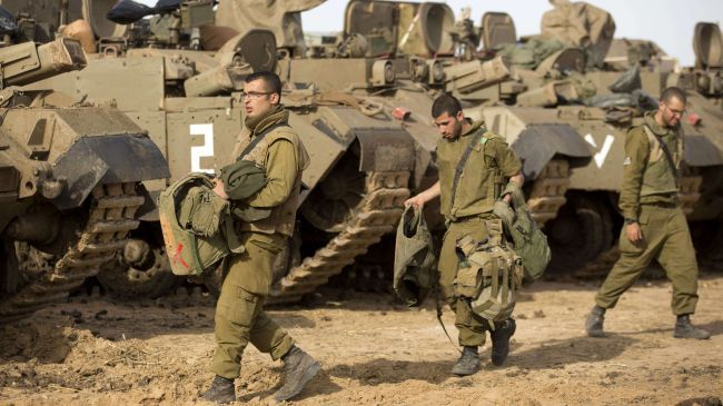 Israeli soldiers committed suicide