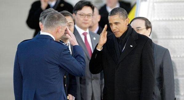 Obama-Korea