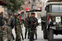 Syrian army kills scores of terrorist snipers