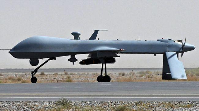 Yemeni regime conceals US assassination drone strikes