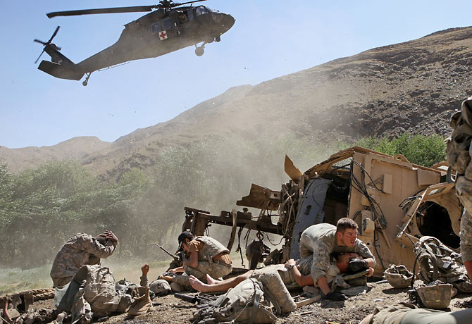 war in iraq and afghanistan essay The afghanistan war: a simple explanation and the united states has had a military presence in afghanistan ever since the iraq war and the election of barack obama.