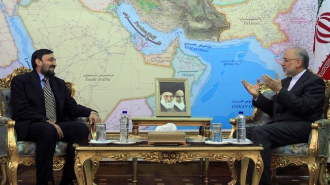 Iran pledges support for Palestinians