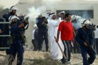 Bahraini forces attack Manama protest