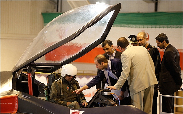 Iranian Qaher 313 fighter jet15