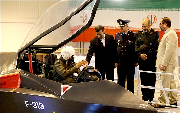 Iranian Qaher 313 fighter jet19
