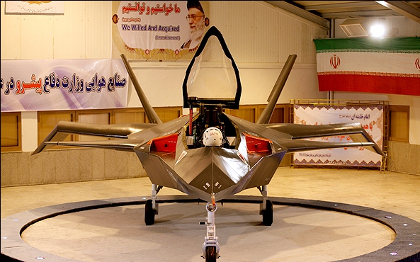 Iranian Qaher 313 fighter jet25