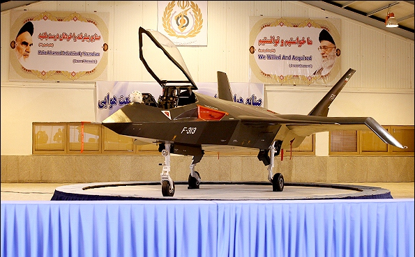 Iranian Qaher 313 fighter jet26