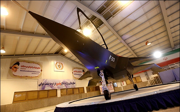 Iranian Qaher 313 fighter jet5