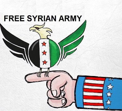 how to join the free syrian army