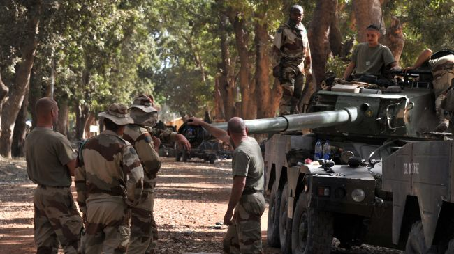 French forces launch major offensive operation in Mali