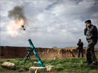 Insurgents shell al-Qamishli and Syrian Army kills dozens of gunmen in Edlib countryside