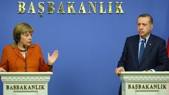Germany blocks start of EU-Turkey talks