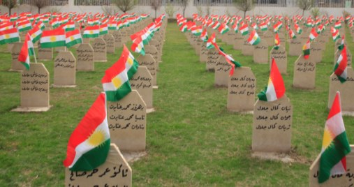Iraqi Victims Of Halabja Chemical Attack Sue French Firms