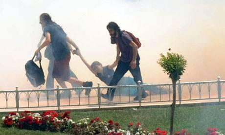 Istanbul park protests sow the seeds of a Turkish spring