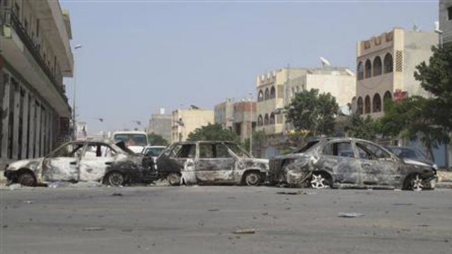 Libyan defense minister fired after deadly clashes