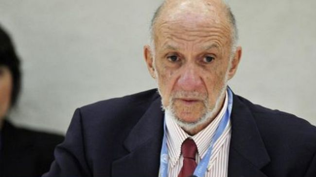 Rapporteur takes Israel to task at UN forum