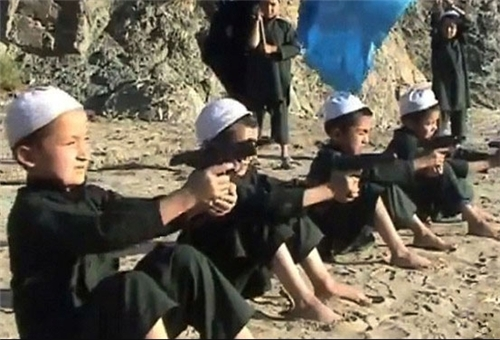 Image result for children as suicide bombers