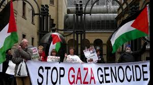 US, EU allow Israel policy of creeping genocide