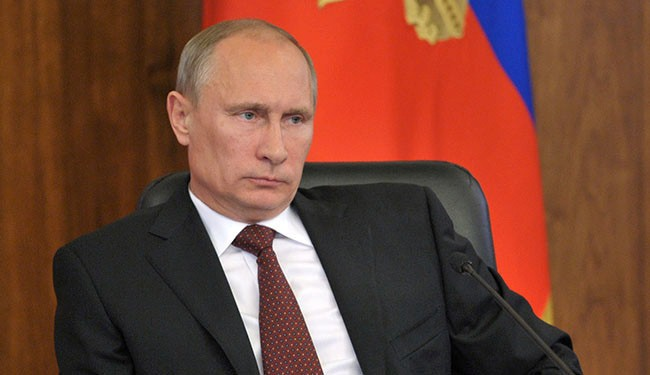 Putin says US attack on Syria 'extremely sad'