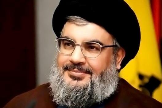Znalezione obrazy dla zapytania Hassan Nasrallah