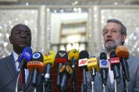 'Iran, Ghana determined to enhance ties'