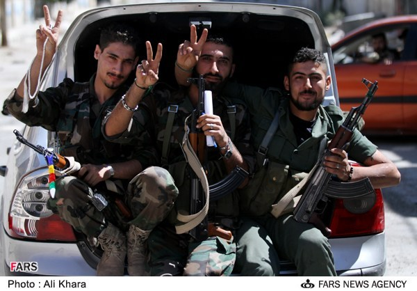 Army Secures Road to Damascus Airport after 15 Months