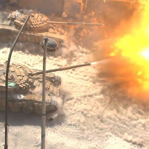 Army operations continue, claiming many terrorists in several areas