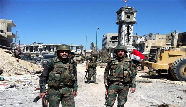 Army regains control of two districts in Damascus