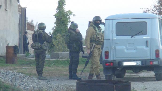 At Least 1 Dead in Blast Near Mosque in Russian Caucasus