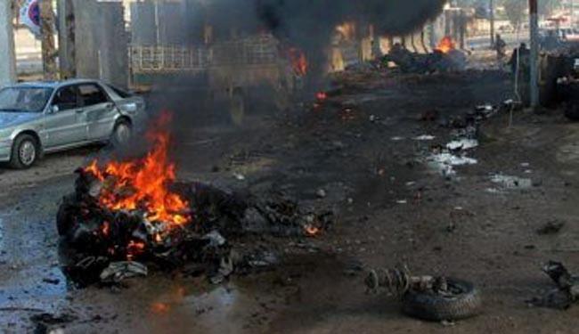Bomb blast kills at least 15 in north Iraq