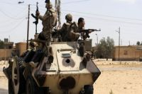 Egypt continues operations in Sinai