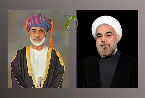 Iran, Oman Vow to Continue Mutual Cooperation
