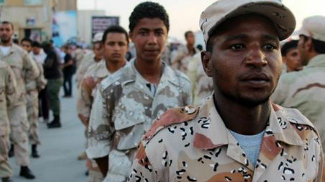 Libya troops occupy PM office over unpaid wages