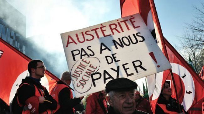 Majority of French feel taxed too much