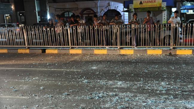 Myanmar bomb attacks prompt travel warnings