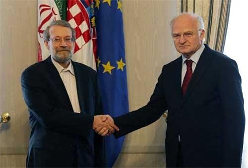 Parliament Speaker Reiterates Peaceful Nature of Iran's N. Program