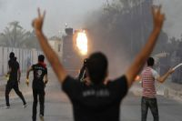Six Bahraini protesters get 10 years in prison