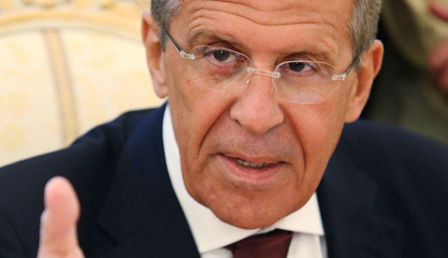 Syria al-Nusra rebels plan to stage chemical attack in Iraq: Lavrov