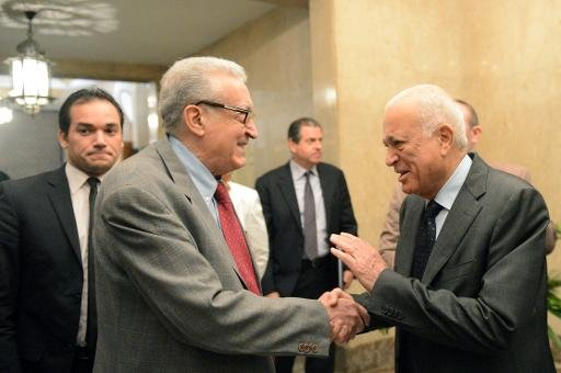 Syria peace conference set for Nov 23