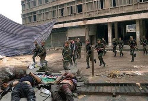 Syrian Army Kills Tens of Al-Qaeda Terrorists in Reef Lattakia